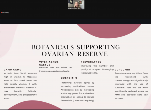 April Grand Rounds: Art and Science in the Clinical Application of Botanical Medicine for the Treatment of the Most Common Fertility Associated Hormonal Imbalances